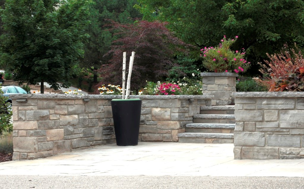 Landscape kitchener waterloo heritage stoneworks for Environmental stoneworks pricing